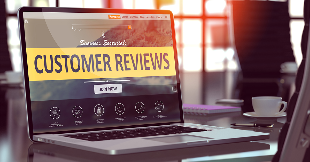 How to get customers to leave online reviews